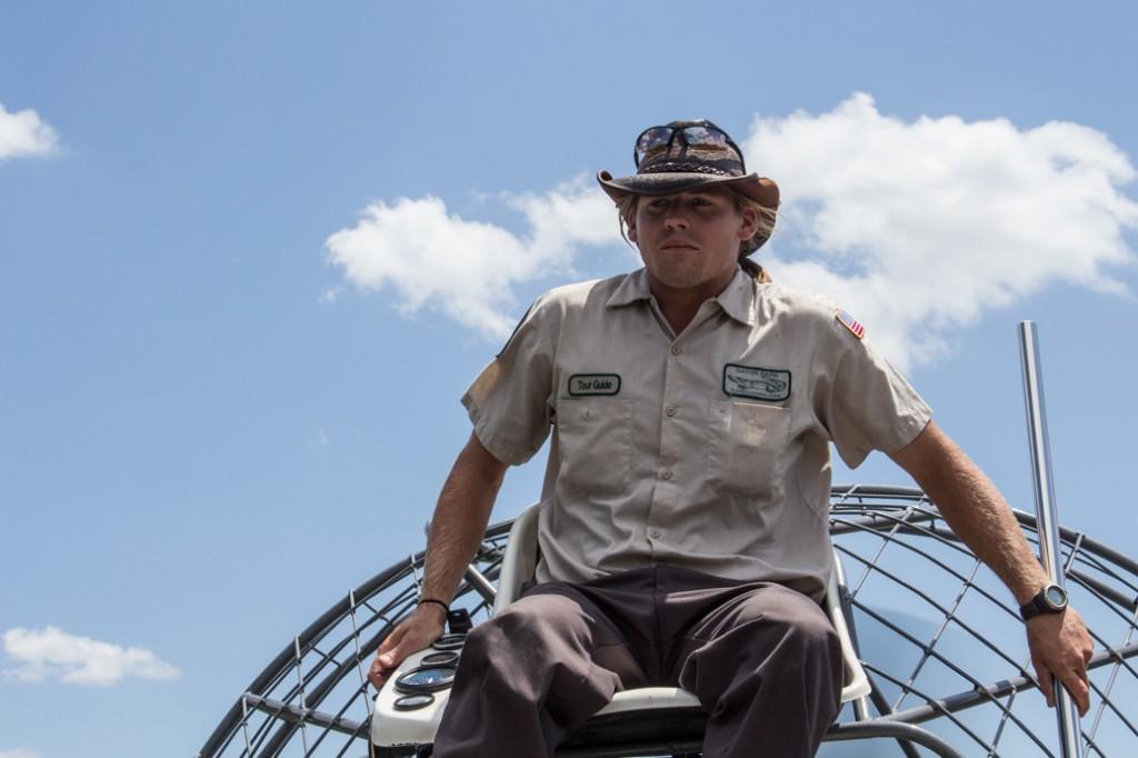 airboat-kaptajn