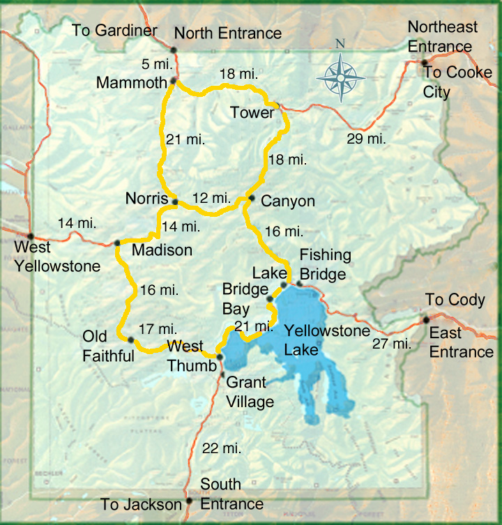 yellowstone map gl